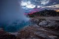 Yellowstone Sunrise print