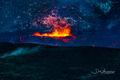 Lava Lake print
