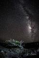 Mauna Loa Milky Way print