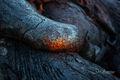 Reflecting Lava print