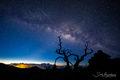 Mauna Kea Milky Way Sunrise print