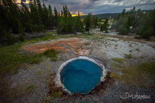 Yellowstone Hot Tub