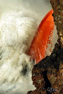 lava, lava flow, Kilauea, volcano, Hawaii eruption