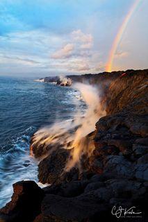 Lava Paradise