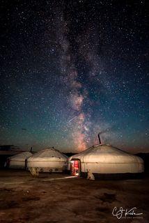 Milky Way Gets