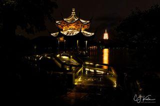 Pagodas West Lake