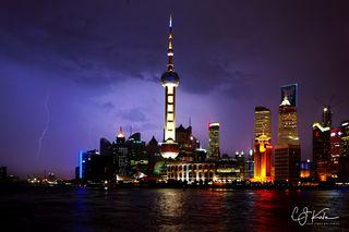 Shanghai Storm