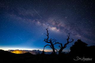Mauna Kea Milky Way Sunrise