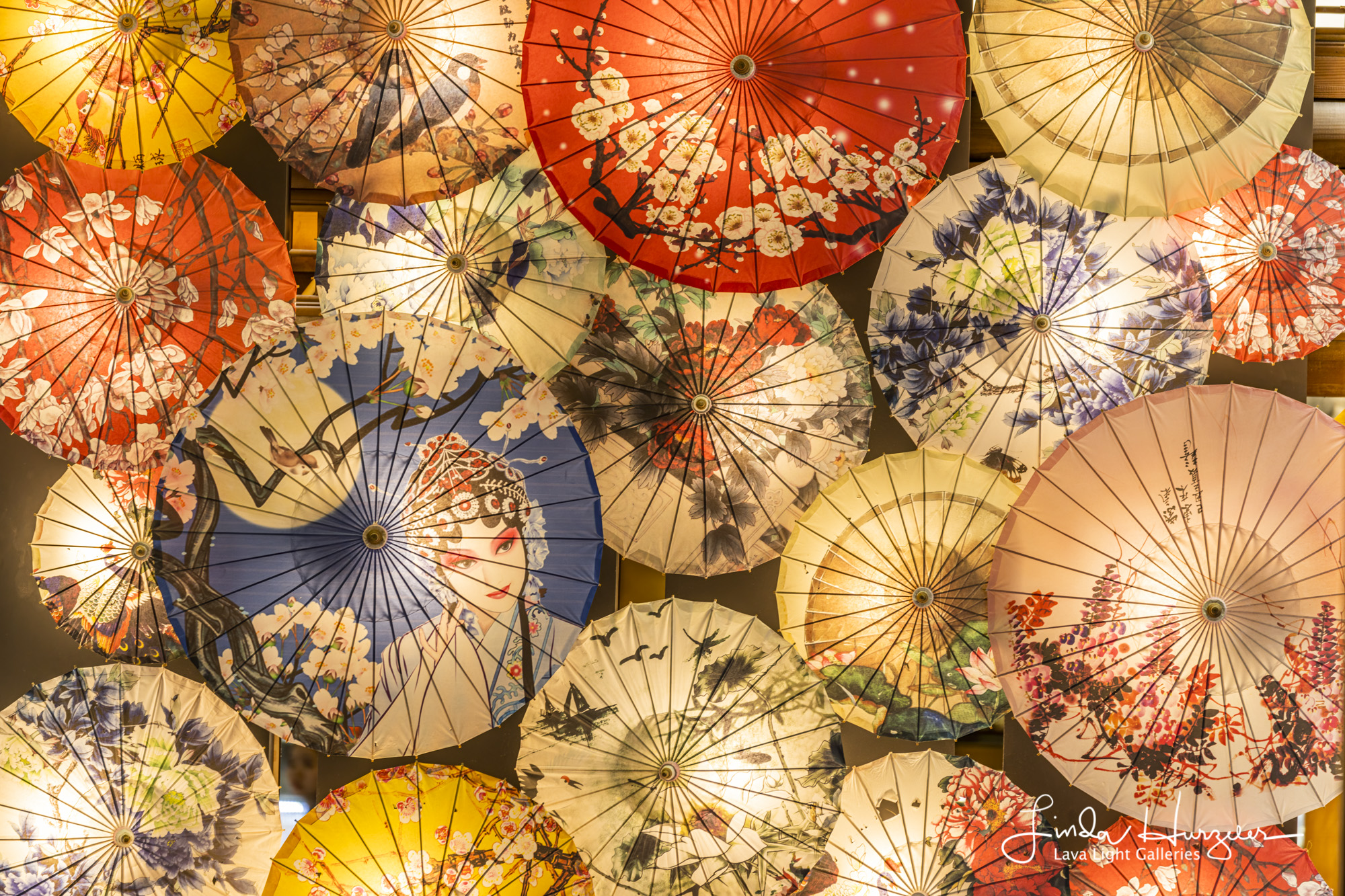 China Umbrellas