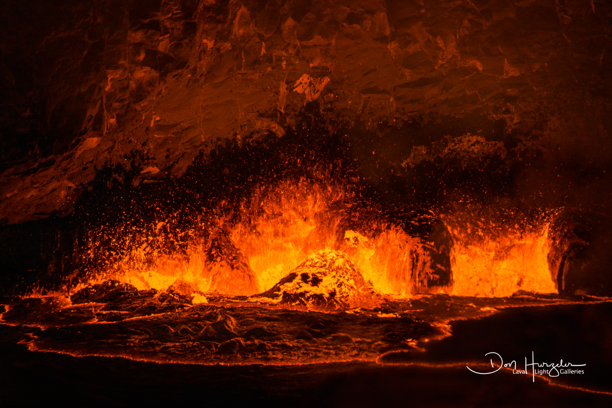 lava, lava flow, Kilauea, volcano, Hawaii eruption, photo