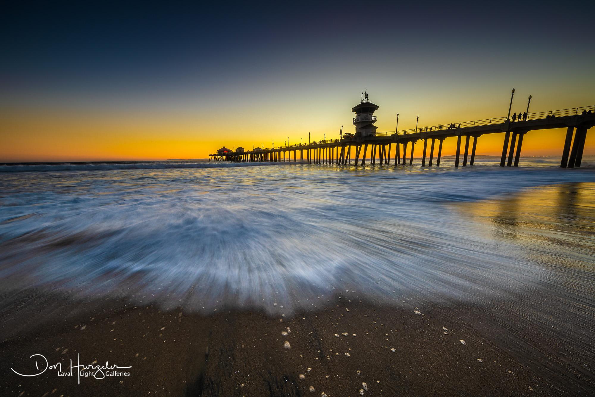 Huntington Beach Pier, California, pier, California pier, photo