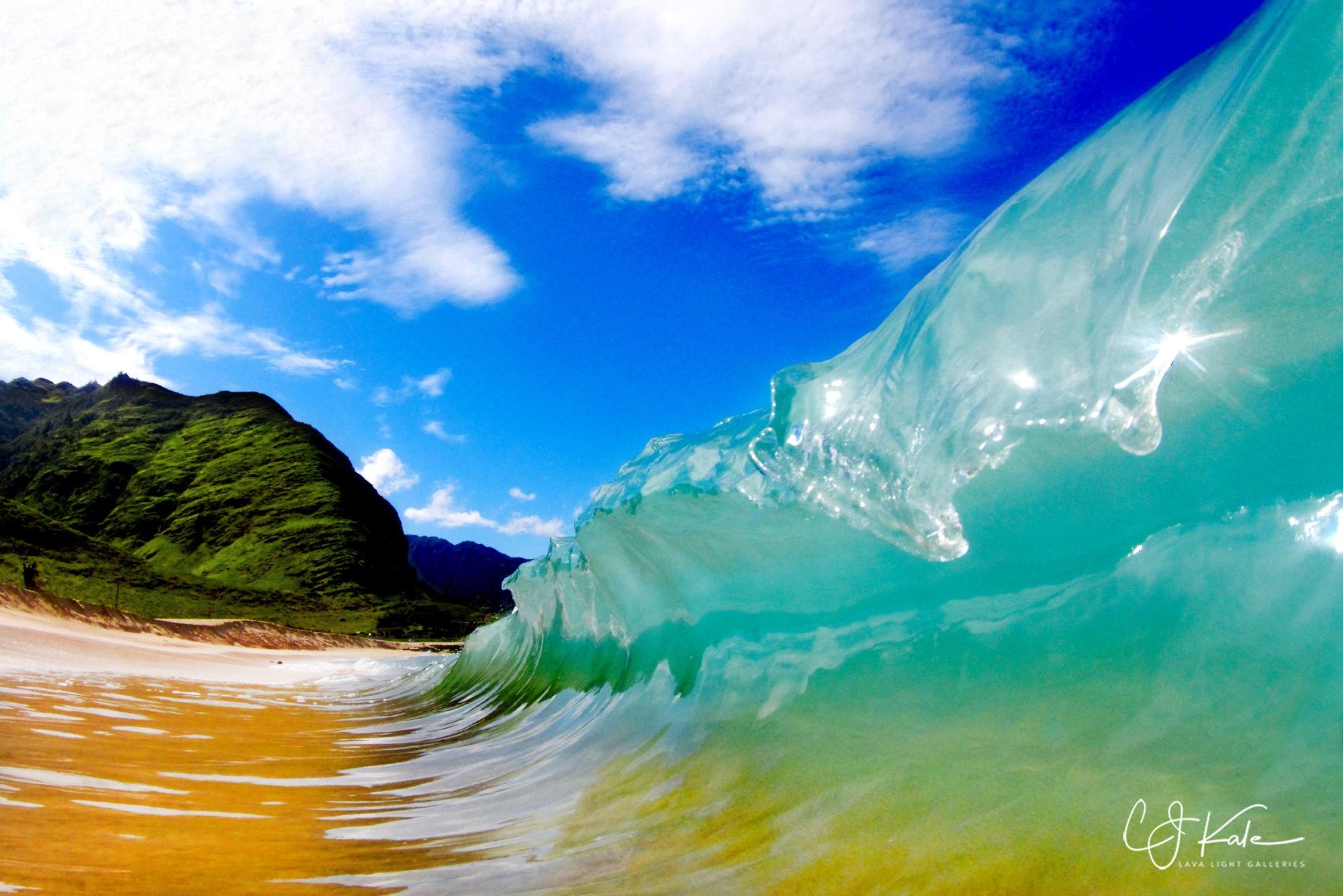 Oahu.