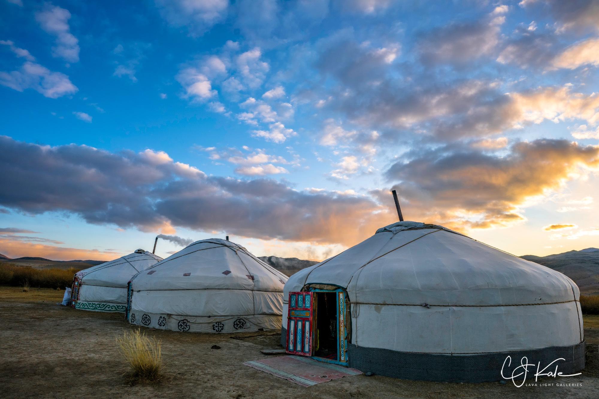 Mongolia Holiday Inn.