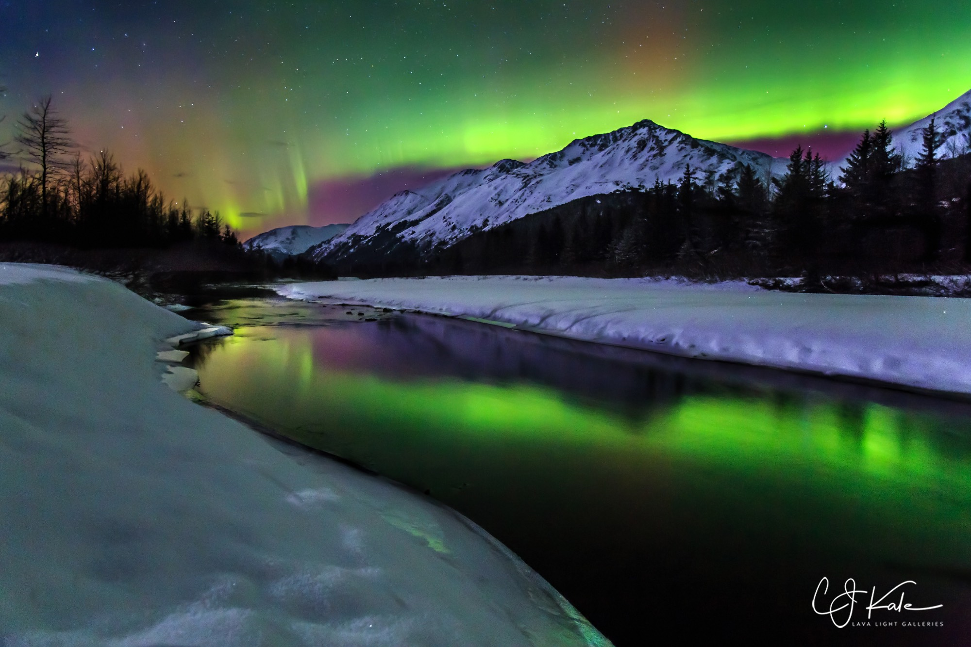 Aurora, Aurora Borealis, Northern Lights, photo