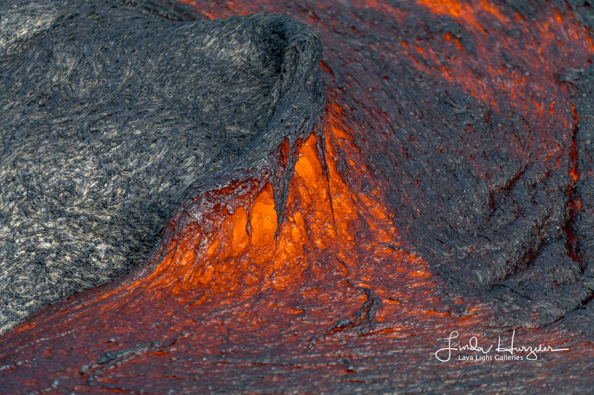 Lots of lava.