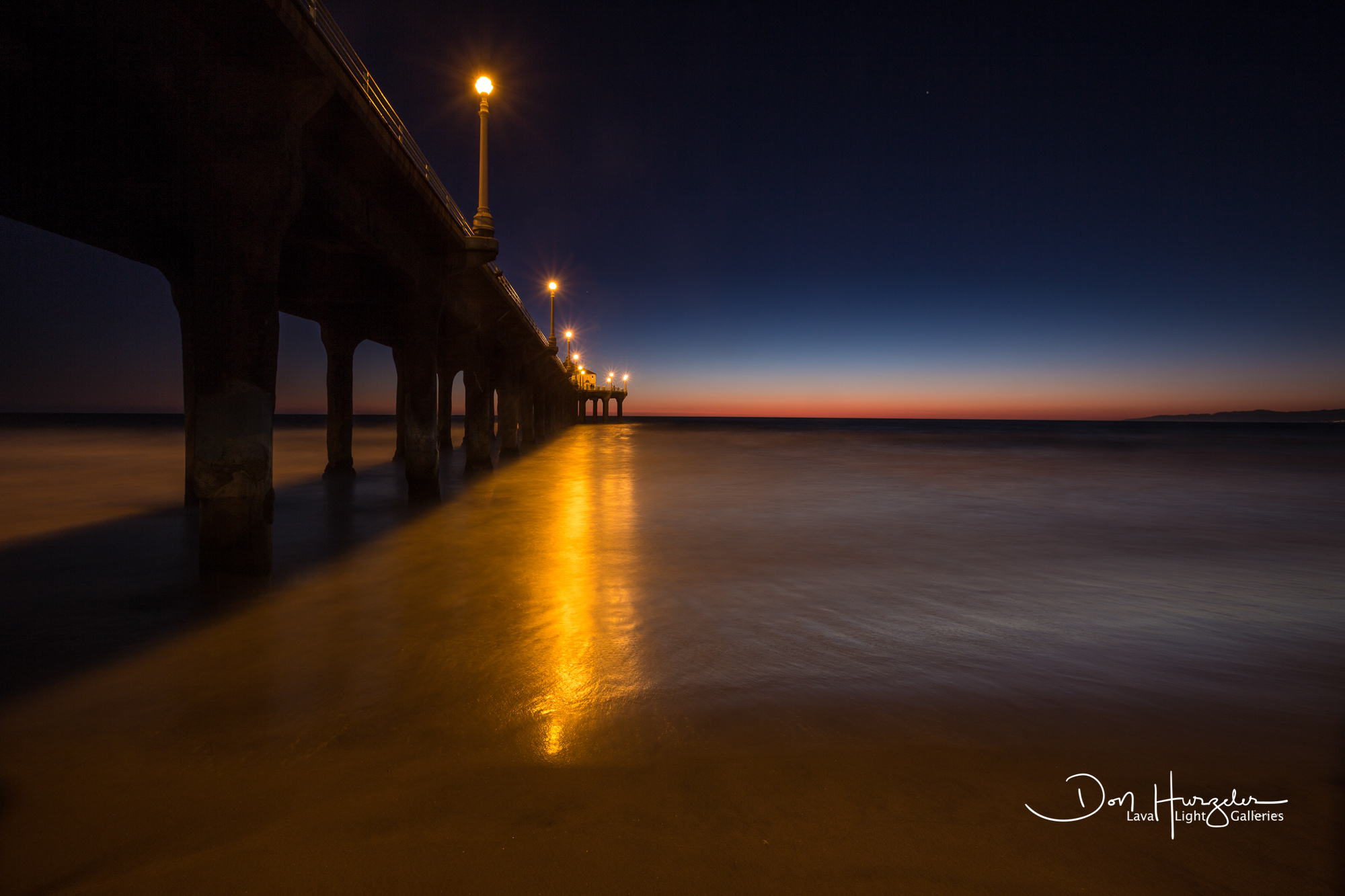 California, pier, California pier, photo