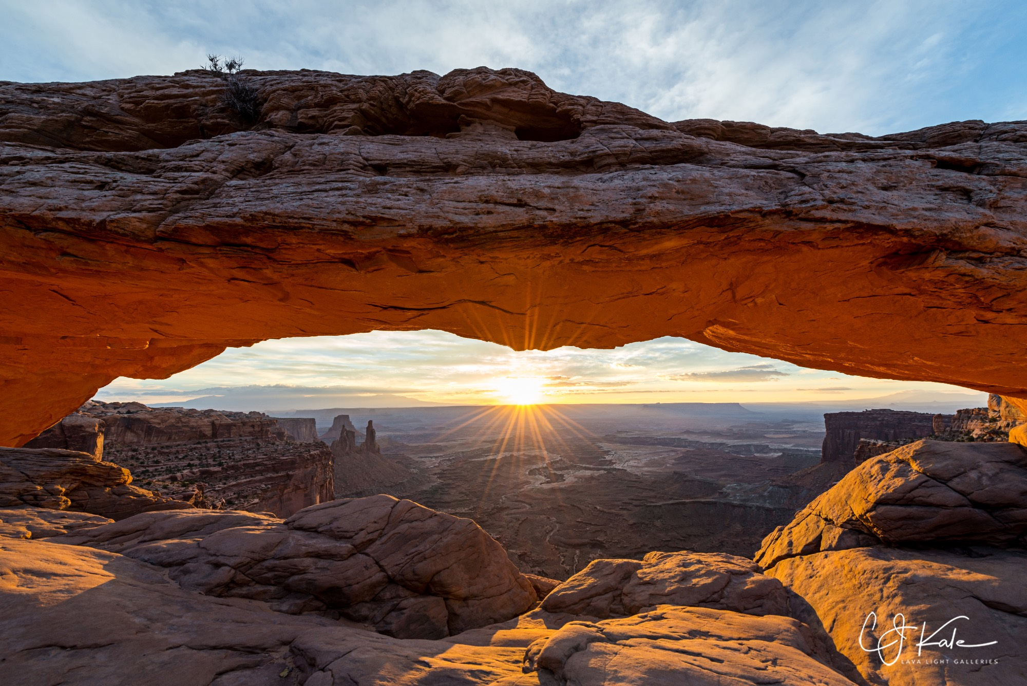Mesa Arch...Canyonlands National Park near Moab.